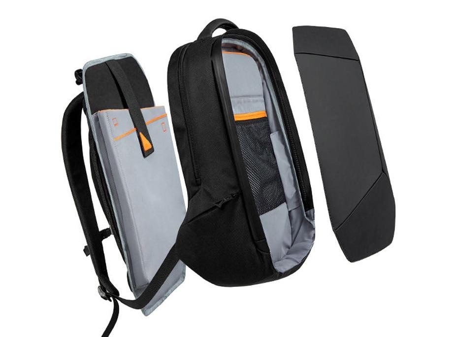 37af66504c Original Xiaomi Geek Backpack Professional Player Game Lover Bags Fashion  15.6 Notebook Big Capacity Waterproof Men