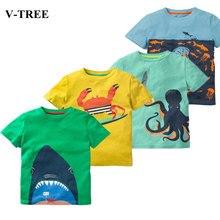 Летние футболки с короткими рукавами для мальчиков; футболка с рисунком для девочек; Детские футболки; топы для детей 8, 10, 12 лет