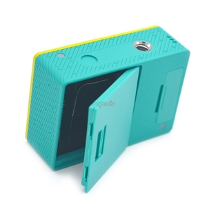 Image 3 - Battery Back Cover & Side Door Accessroy For Xiaomi Yi Sports Action Camera