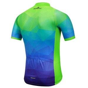 Image 2 - Miloto roupas de ciclismo para homem, camiseta de bicicleta profissional para o verão, roupas de manga curta, macacão esportivo para ciclismo mtb