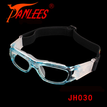 2016 new arrival color kids sport prescription glasses sport glasses for soccer volleyball racquetball goggles