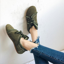 цены 2019 Summer Genuine Leather Mother Shoes New Fashion Solid Ladies Round Toe Comforable Loafers Casual Women Shoes
