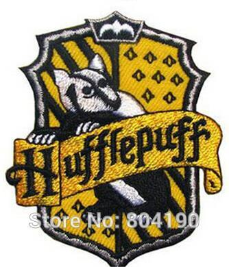 Harry Potter Gryffindor House Movie Iron On Sew ON Embroidered New Patch 390