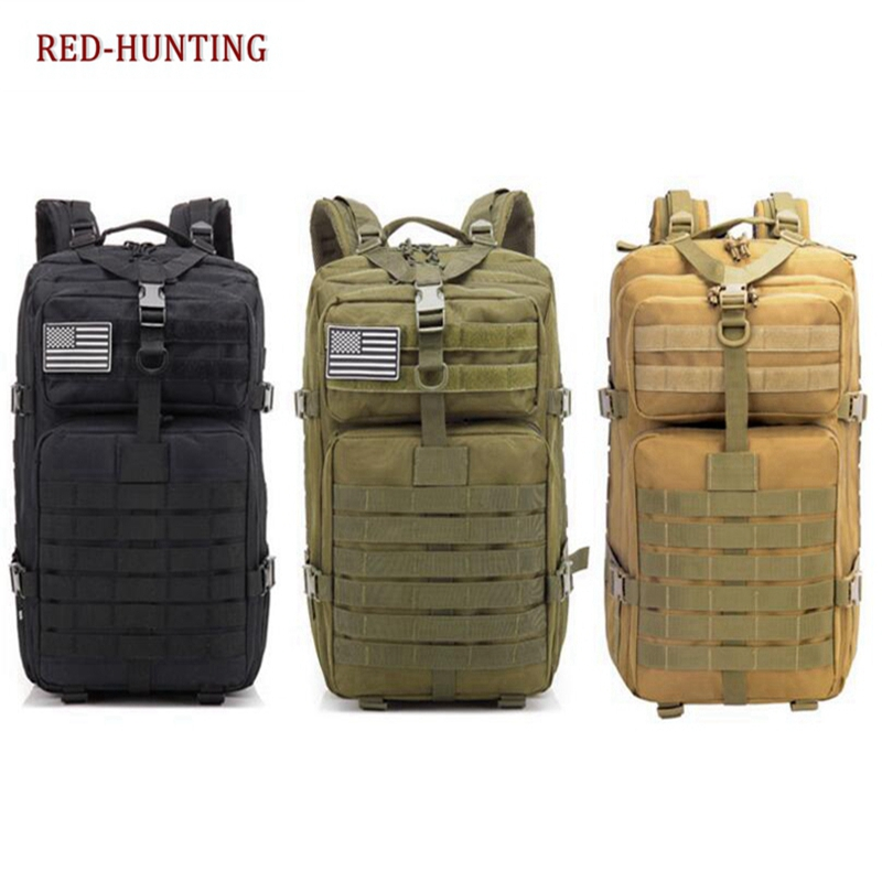 40l Tactical Backpack Army Military 3