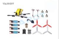 Рама robocat от Tarot TL250c 250 мм углеродное волокно рамка с мини CC3D FC мотор ESC FPV камера 5,8G TX RX
