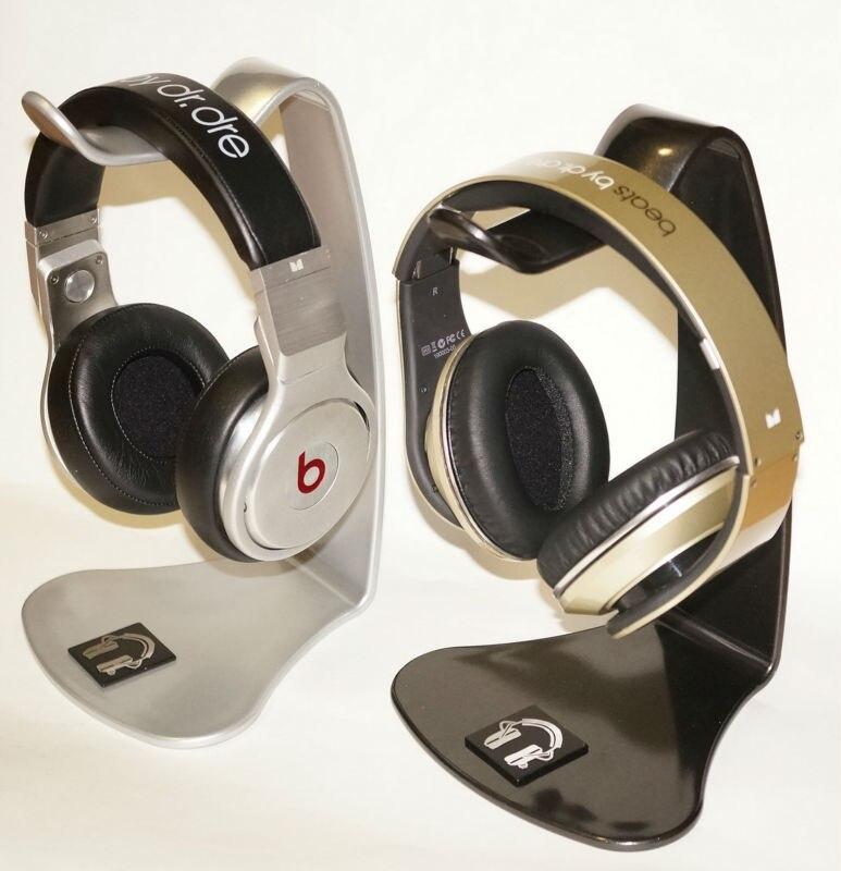Купить с кэшбэком Vmota brand headset earphones display rack Vmota earphones rack headset mount Earphone bracke headset accessories(Black).