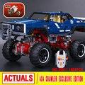 Lepin 20011 NUEVO 1605 unids técnica vehículos todoterreno eléctrico de control remoto juguetes Educativos del bloque hueco compatible con 41999