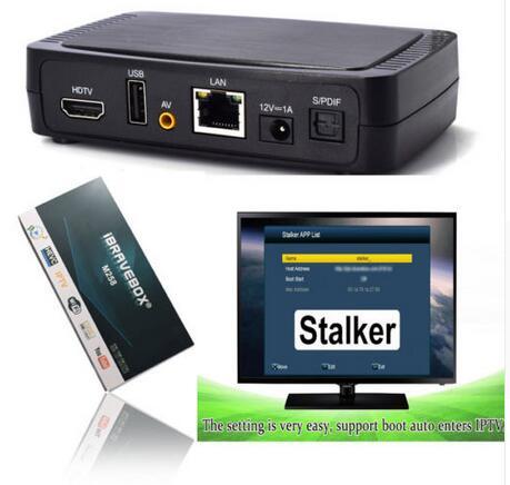 iBRAVEBOX M258 IPTV/OTT Internet Set Top Box For Stalker than faster MAG250/254iBRAVEBOX M258 IPTV/OTT Internet Set Top Box For Stalker than faster MAG250/254