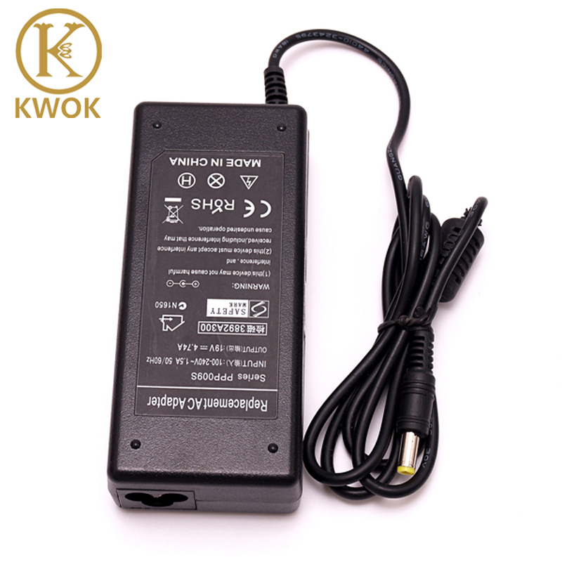 19V 4.74A 90W Acer Aspire 4710G 4720G 4730 492AC Laptop Adapter PA-1650-02 4720 4741G E642G PA-1900-34 PEW86 Notebook լիցքավորիչ