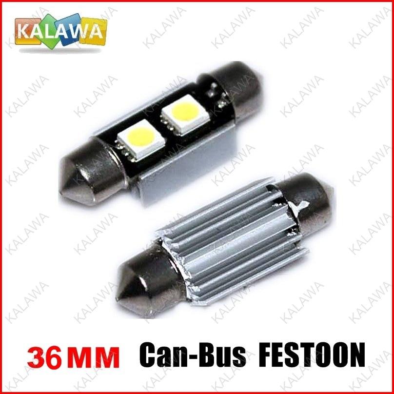 100pcs 36 39 <font><b>41</b></font> <font><b>mm</b></font> Error Free CANBUS Festoon Dome 6 <font><b>LED</b></font> SMD5050 Interior Bulb Light Wholesale &#8212;5 colors option head DRL Light