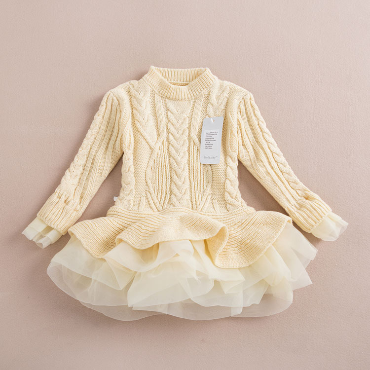 Popular Baby Sweater Dress-Buy Cheap Baby Sweater Dress lots from ...