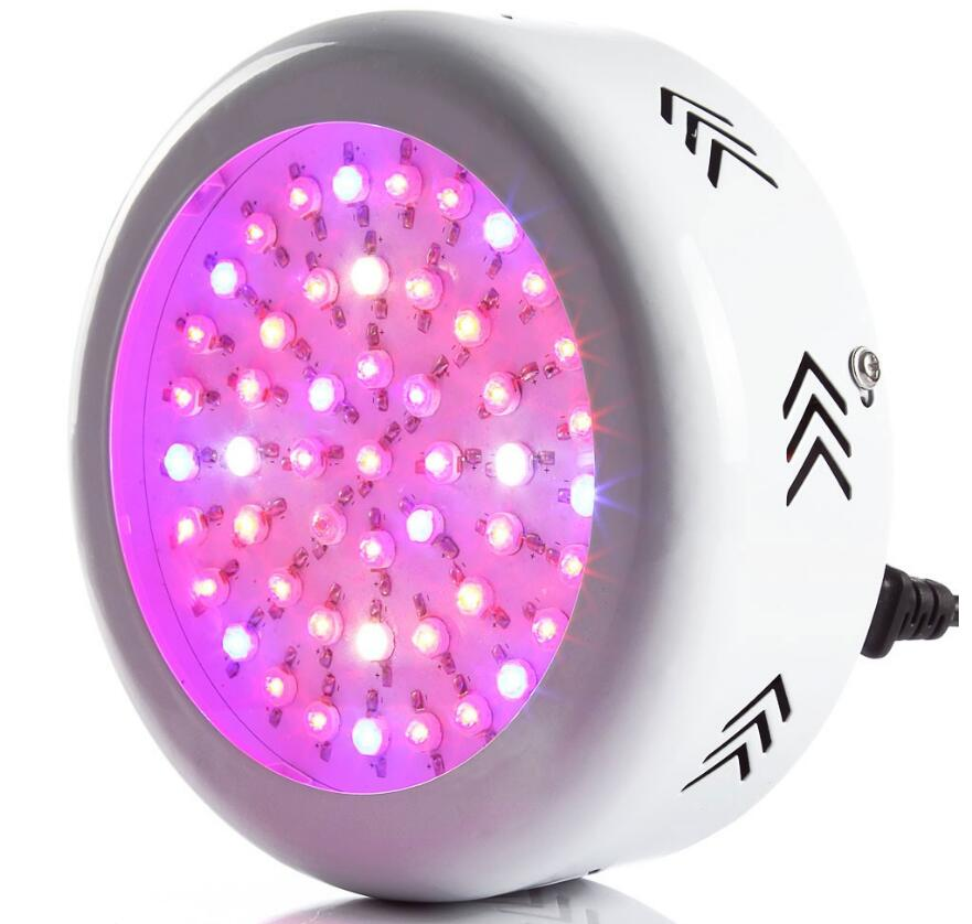 150W 210W 300W UFO Full Spectrum Led Grow Lights Hydroponic Systems Box Waterproof Lamps For Plant Vegetable Greenhouse