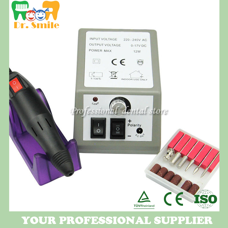 Manicure & Pedicure set 20000 RPM electric mill machine Nail polish machine Nail drill machine sander pro powerful 25000rpm electric nail drill pedicure manicure machine set with pedal