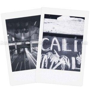 Image 4 - Fujifilm Fuji Instax Mini 9 Film tek renkli Mini 8 9 7s 7c 70 90 25 Polaroid 300 payi SP 1 2 Liplay Polaroid anlık kamera
