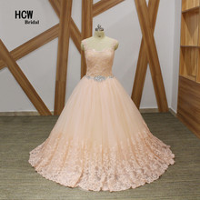Graceful Lace Ball Gown Quinceanera Dress 2019 Chic Beaded Appliques Tulle Floor Length Lace Up Back Sweet 15 Quinceanera Dress