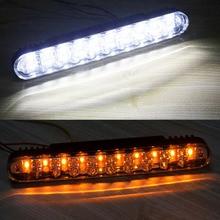 Auto 2x 30 LED Car Daytime Running Light DRL Daylight font b Lamp b font with