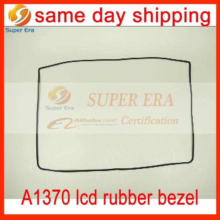 """NEW LCD LED LVDS display Screen Middle Frame Rubber Bezel for Apple MacBook Air 11"""" A1370 A1465 perfect testing