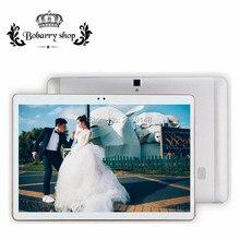 10.1 pulgadas tabletas S106 octa core 4G LET tableta de la llamada de teléfono Android 6.0 4 GB/64 GB tablet pc, el mejor regalo para su amor Tablet pcs