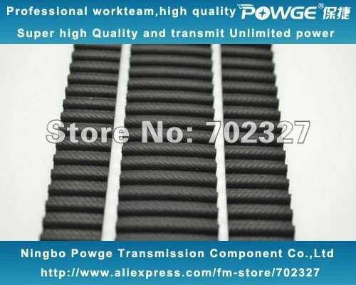 ФОТО Industrial timing belts HTD2800-5M-15 tooth=560 width=15mm HTD2800-5M Fiberglass core 2800-5M  Factory outlet