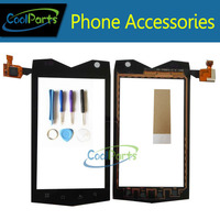 1PC Lot High Quality Black Color 4 5 For Texet TM 4572 X Medium Touch Screen