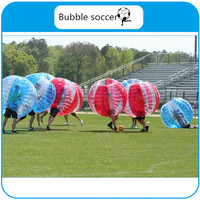 Free Shipping 1m Bubble Soccer Set Grassplot,Snow Field Body Bubble Soccer ,Bubble Ball