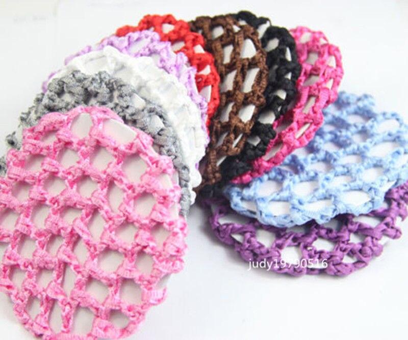 Awesome Ballet Bun Cover Crochet Pattern Motif - Blanket Knitting ...