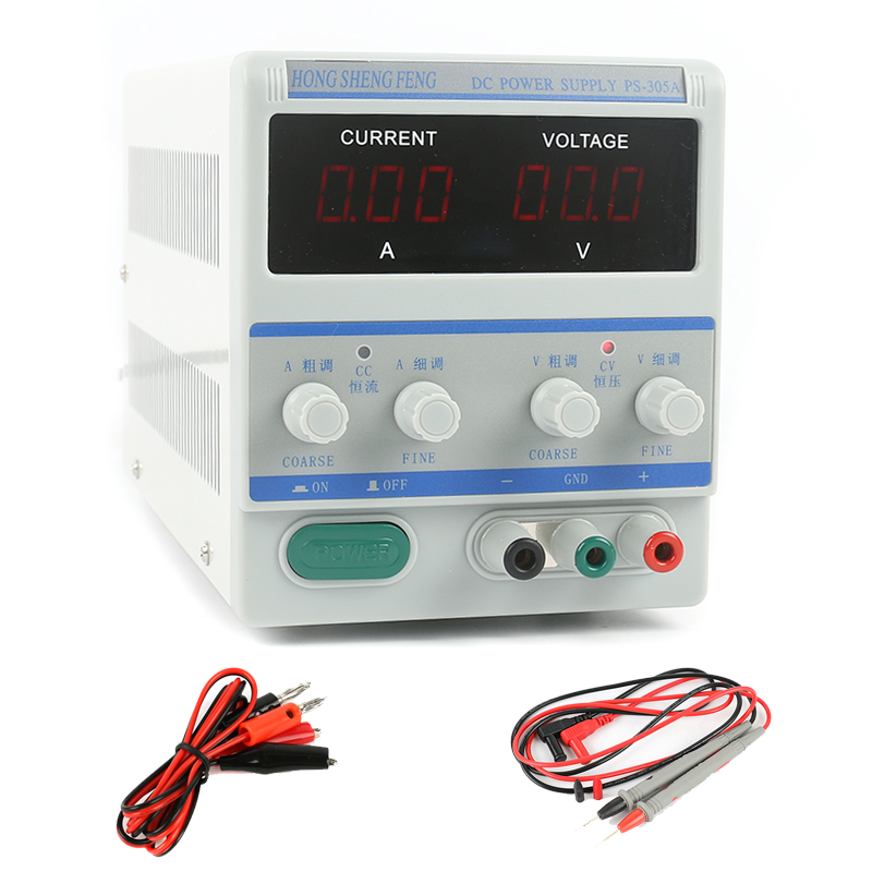DPS PS-305A Professional Phone Notebook Computer Maintenance Digital Adjustable Switching DC Power Supply 30V 5A MAX 35V 7.5ADPS PS-305A Professional Phone Notebook Computer Maintenance Digital Adjustable Switching DC Power Supply 30V 5A MAX 35V 7.5A
