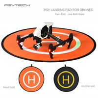 PGYTECH 110CM Fast fold landing pad helipad RC Drone gimbal Quadcopter Helicopter parts FOR DJI Mavic phantom 2 3 4 inspire 1 2