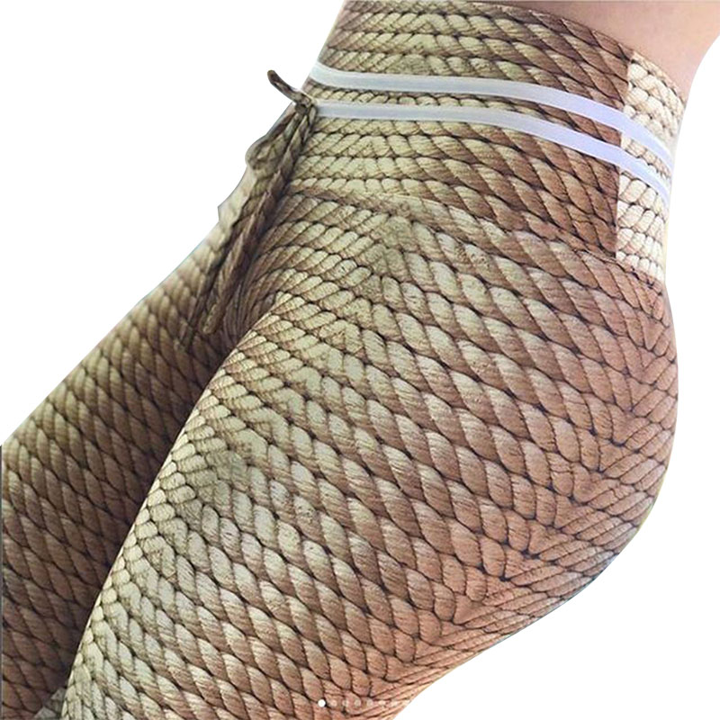 New 3D Printing Leggings Women Patchwork Workout Jeggings High Waist Legins Mujer Trousers Lady Sexy Breathable Women Leggings