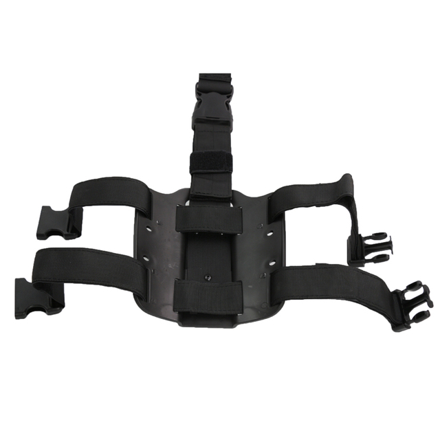 Hunting Army Airsoft Tactical Holster Right & Left-Handed Thigh Leg Combat Gun Holster Fit For GL 17 M92 M96 USP P226 5