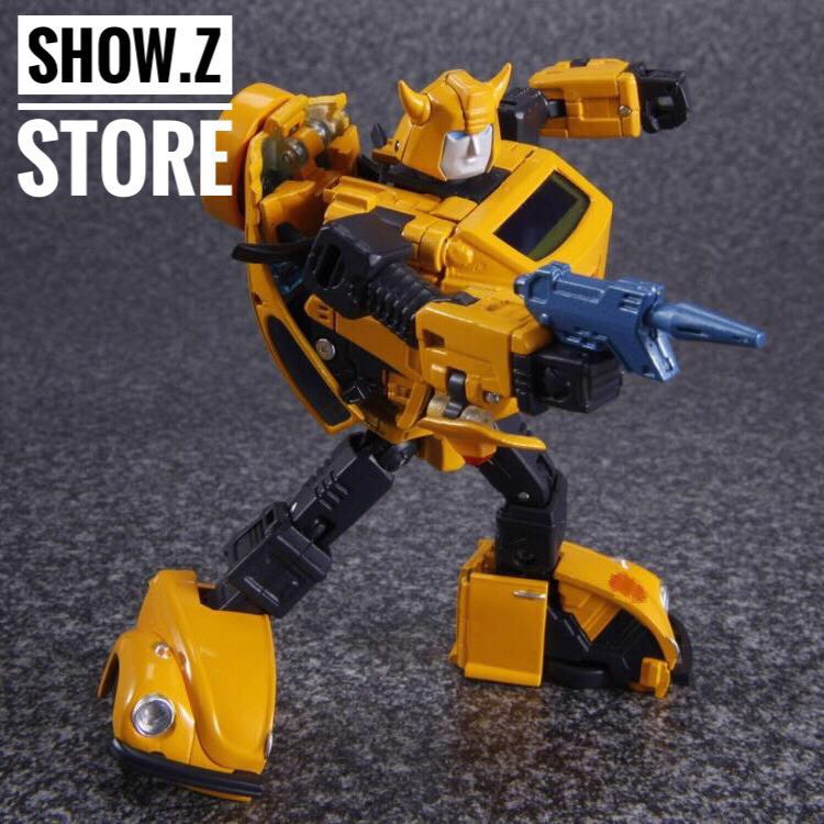 [Show.Z Store] Original <font><b>Masterpiece</b></font> MP-21 Mp21 <font><b>Bumblebee</b></font> <font><b>Transformation</b></font> <font><b>Action</b></font> <font><b>Figure</b></font>