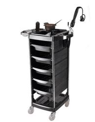Kapsalon tool winkelwagen schoonheidssalon tool winkelwagen 6 floor barbershop winkelwagen.