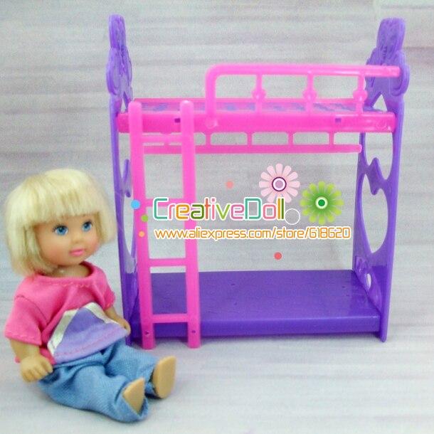 Letto A Castello Barbie.Giocattoli Divertenti Per Il Bambino Ragazze Giocare Giocattoli