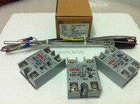 1pcs 100 240V Digital PID Temperature Controller 3pcs Max 40A SSR 1pcs PT100 Waterpfoof Thermocouple Probe
