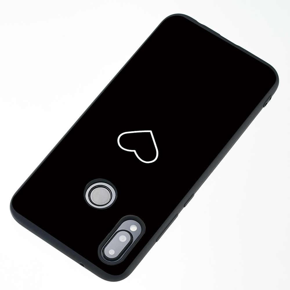 لهواوي P20 Plus P20 PRO P10 P9 P8 Lite mini GR3 GR5 2017 G10 P Smart Honor 8 Lite جراب هاتف فاخر ناعم غطاء حافظة من السيليكون