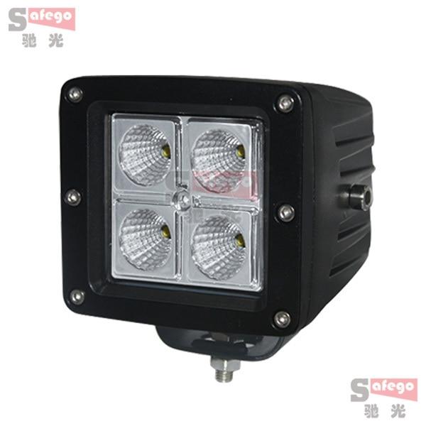 16W led work light LED FOG LAMP, SPOT/FLOOD FOR OFF ROAD 4WD TRUCK , BOAT LED DRIVING LIGHT CAR EXTERNAL LIGHT 12V/24V IP67