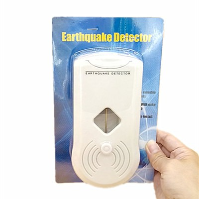 Protable Earthquake Alarm Detector P Wave Earthquake Get Early Warning Of Impending Earthquake Quake Test Device Factory Supply