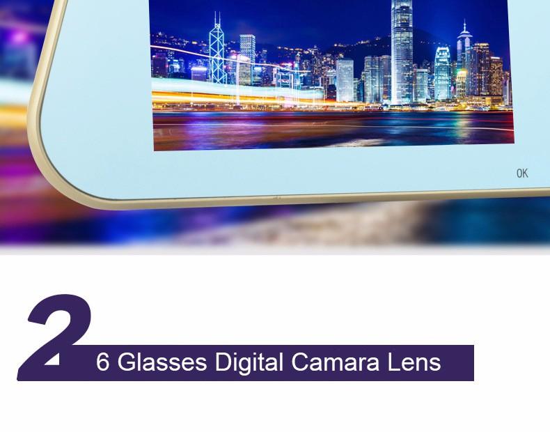 Jansite 1080P Car Dvr Blue Review Mirror Dual Lens Car Camera two cameras Loop record Recorder Auto Registrator Camcorder 9