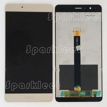 Para Huawei Honor V8 LCD Pantalla + Touch Screen Asamblea Digitalizador Reparación de Partes