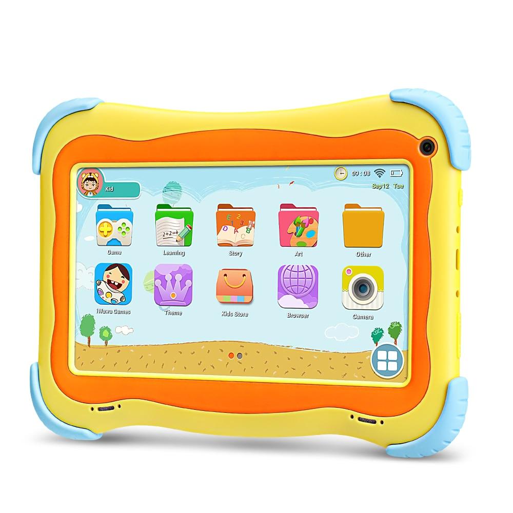 Yuntab 3colors 7 inch Q91 Android5 1 Tablet PC Quad Core Allwinner A33 1GB 8GB Iwawa