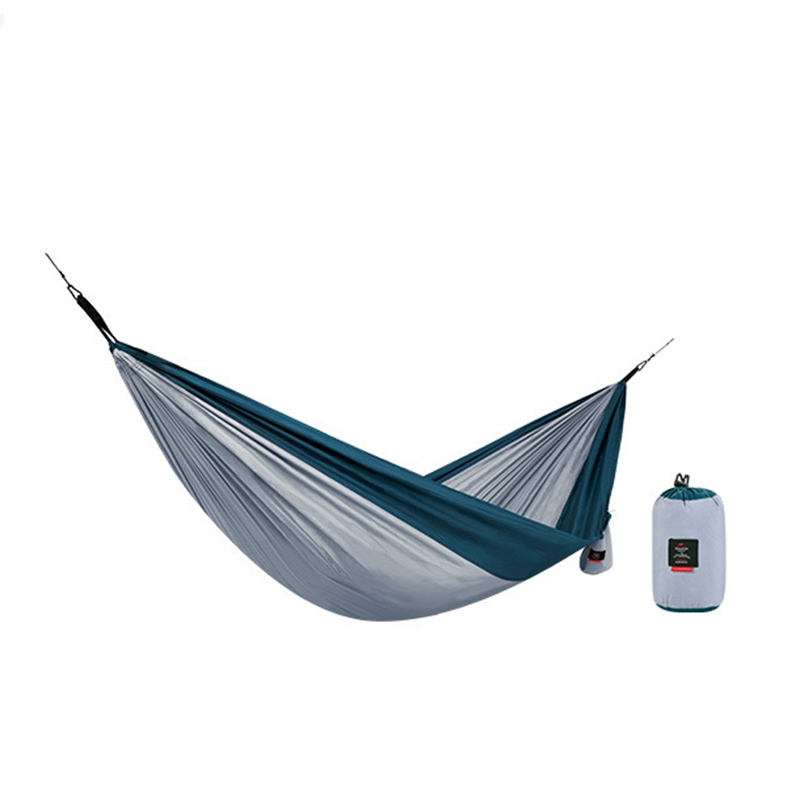 Image 4 - NatureHike Ultralight Hammock Outdoor Camping Hunting Hammock Portable Double person HAMMOCK NH17D012-in Outdoor Tools from Sports & Entertainment