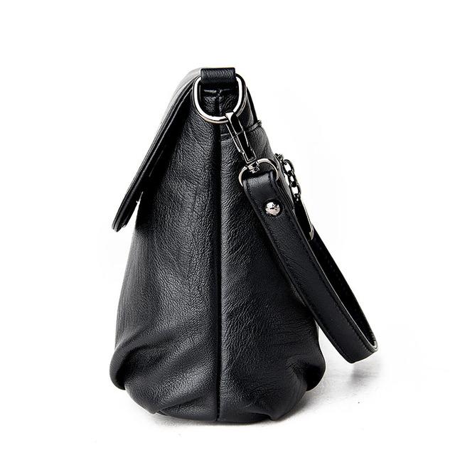 Kavard Women Messenger Bags High Quality Pu Leather Handbags Small Shell Purses Bags Handbags Women Famous Brands Spring Handbag