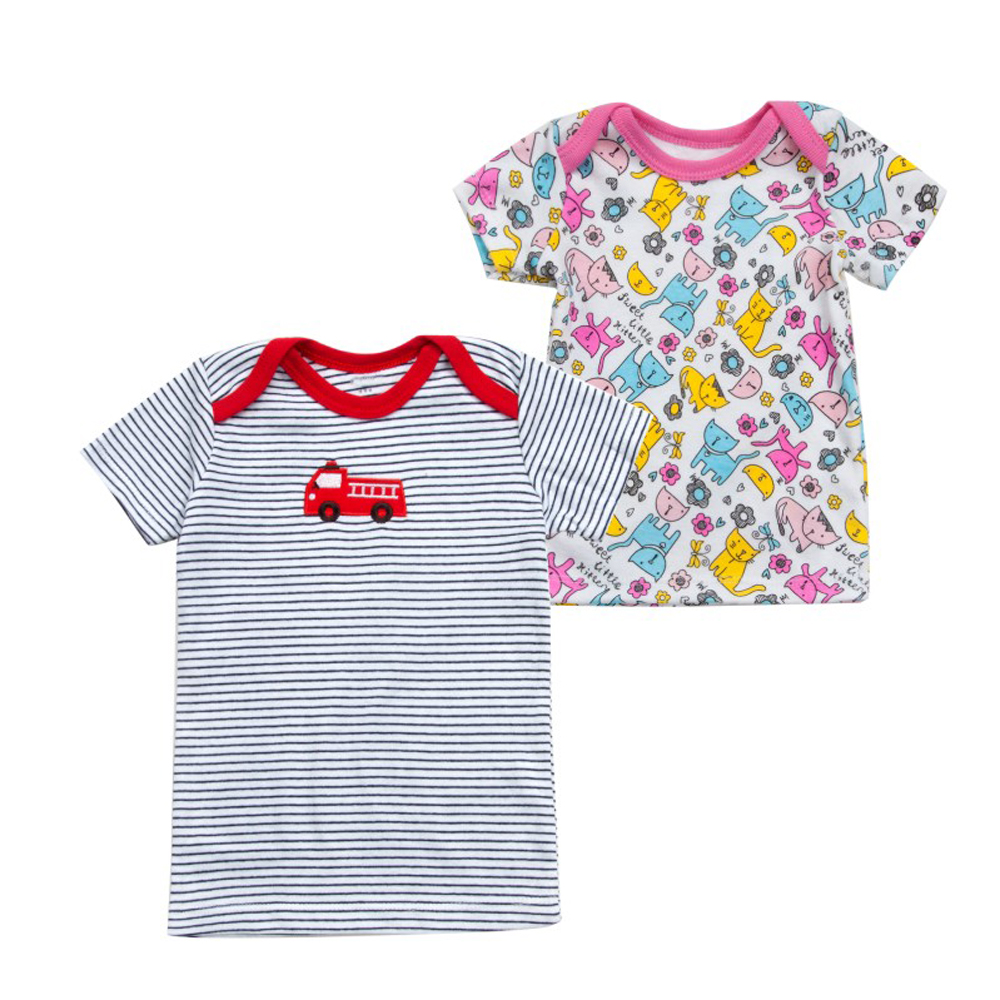 5-pcspack-new-2017-Girls-Boys-short-sleeve-100Cotton-T-shirt-Baby-Kids-tops-tees-cartoon-o-neck-toddler-infant-clothes-1