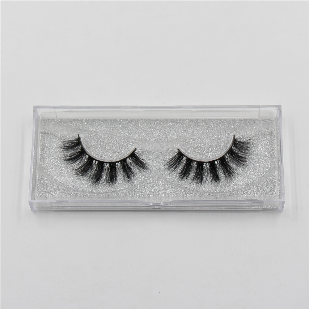d5846368ec0 LEHUAMAO False Eyelashes 3D Mink Lashes Fluffy Thick HandMade Full Strip  Lashes Cruelty Free 3D Mink Eyelashes Extension Makeup-in False Eyelashes  from ...