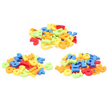 78PCS Magnetic Letters Numbers Alphabet Fridge Magnets Colorful ABC 123 Educational Toy Set Learning Spelling Counting alphabet set magnetic upper case letters 4 by rubbabu