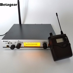 Betagear Free shipping 300 IEM G3 SR 300 IEM G3 cordless in ear monitor system multi-channel wireless in-ear monitor for stage