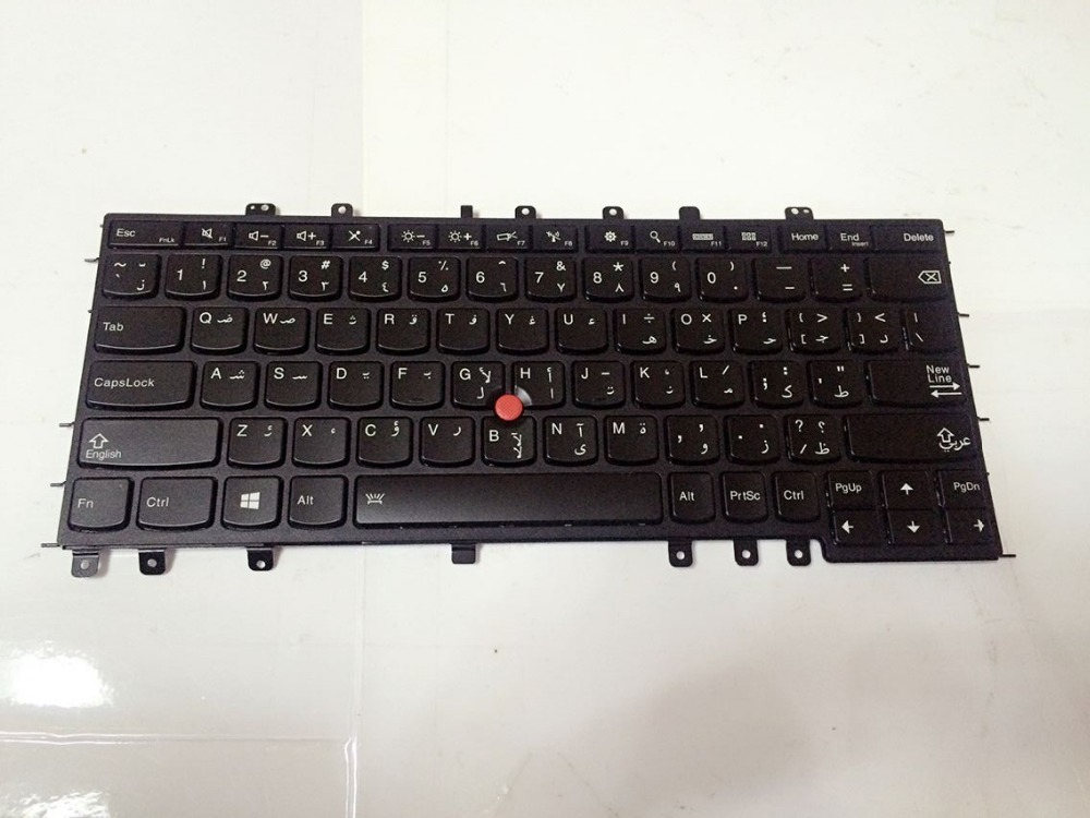 New  notebook laptop keyboard for Lenovo ThinkPad Yoga S1 S1-S120 S1-S240 AR layout new notebook laptop keyboard for dell latitude e5420 e5430 e6220 e6230 jp japanese layout