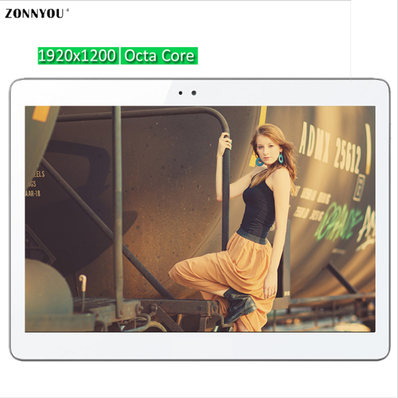 10 1 inch Tablet PC Octa Core 3G 4G Tablet call Phone Android 6 0