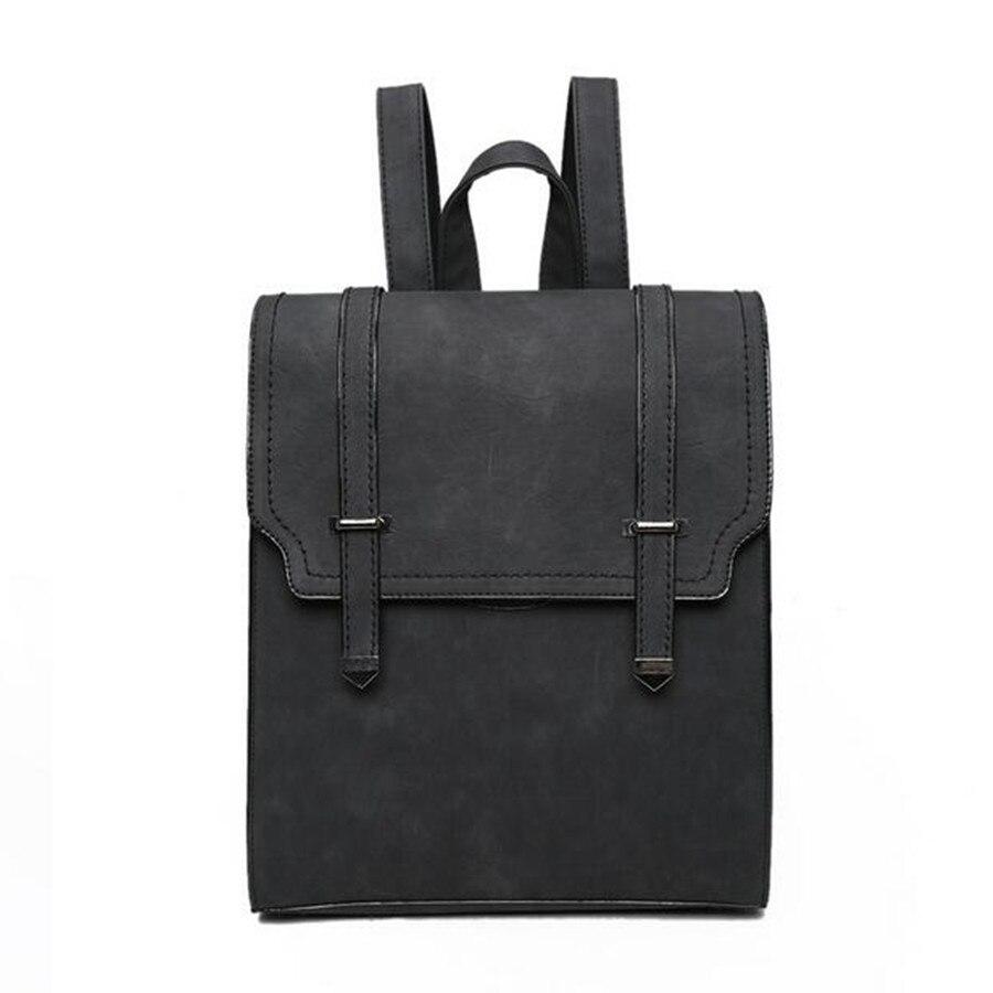 где купить COOL WALKER New Designed Brand Fashion Leather Backpack Solid Simple Women Backpack High Qualityn Girls School Bag Ladies по лучшей цене