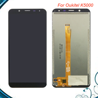 For 5 7 Inch Oukitel K5000 LCD Display Touch Screen LCD Digitizer Glass Panel Replacement Free
